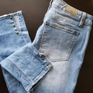 Miss Me Ankle Skinny Jeans - Size 28